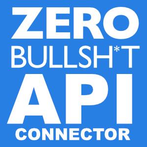 Zero BS API Conector