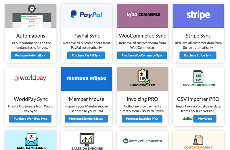 The Power of the CRM extension